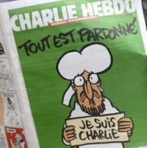 Charlie Hebdo: stop a vignette su Maometto