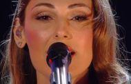Sanremo 2015 - Anna Tatangelo canta Libera