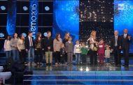 Sanremo 2015 - Polemiche per lo spot per le famiglie numerose