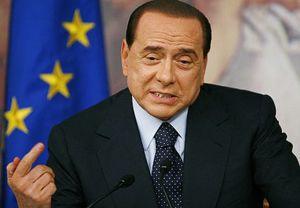 Intervento riuscito per Silvio Berlusconi