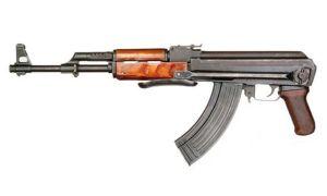 Kalashnikov, fucile-mitragliatore