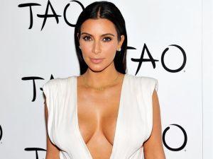 Kim Kardashian in lutto