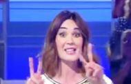 Silvia Toffanin incinta, nuovo erede di Berlusconi a settembre