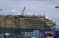 Costa Concordia: martedì 12 maggio comincia la demolizione