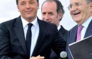 Venezia - Renzi e Prodi