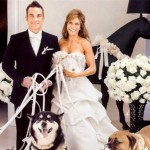robbie williams moglie matrimonio