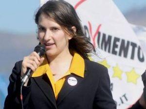 Alice Salvatore, attivista del Movimento Cinque Stelle