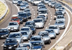 Coda sulla autostrade della Liguria per i rientri