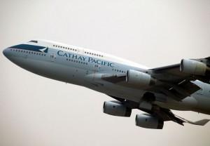 Atterraggio di emergenza a Bali per Cathay Pacific