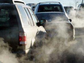 inquinamento da auto