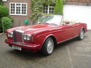 La Bentley appartenuta ad Elton John