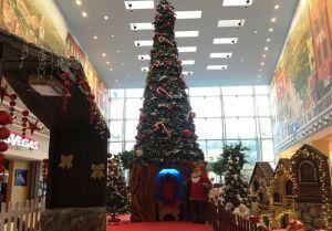 Natale al centro commerciale Le Terrazze