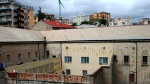 Nella foto, il carcere savonese di Sant'Agostino