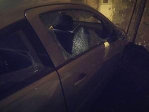 auto danneggiate, presi colpevoli a Certosa