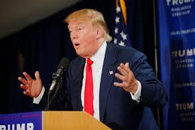 Donald Trump, favorito per le primarie dei repubblicani