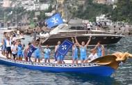 Ad Amalfi la 61esima Regata Storica delle Repubbliche Marinare