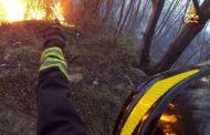 Incendi in Liguria, l'Imperiese brucia ancora