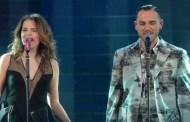 Sanremo 2017, il duo Raige & Giulia Luzi con
