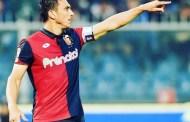 Calcio - Burdisso saluta il Genoa: