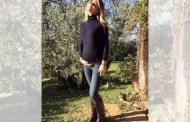Gossip - Nicoletta Romanoff presto mamma per la quarta volta