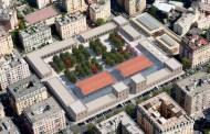 Area verde e parcheggi, ecco come sarà l'ex mercato di Corso Sardegna
