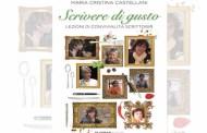 Maria Cristina Castellani presenta a Genova il suo ultimo libro Scrivere di Gusto