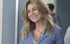 Meredith di Grey's anatomy scippata a Firenze