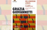 Rapallo, all'Antico Castello sul Mare la mostra di Grazia Giovanetti