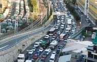 Ponte Morandi, traffico nel caos a Genova - VIDEO