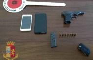 Bolzaneto, detiene illegalmente una pistola: arrestato