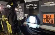 Incidente alla stazione di Rapallo, deragliato treno carico di cloroformio