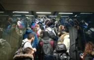 Guasto sulla rete della metro, disagi tra Brin e Dinegro