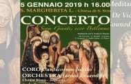 Santa Margherita Ligure, concerto musicale alla Chiesa di San Siro