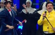 Sanremo 2019 - Il musical secondo Favino (e Virginia Raffaele)