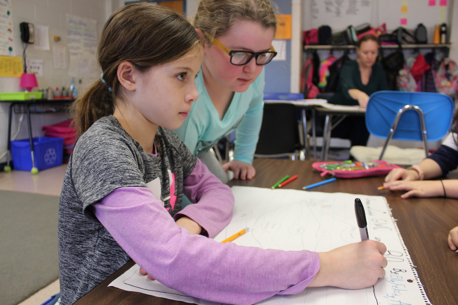 East Rockaway Students Participate In Black History Month