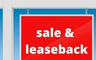 Wat is een sale & leaseback
