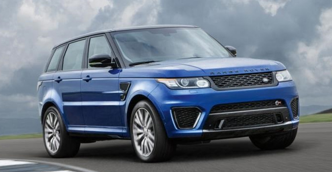 Facts about 2018 Range Rover Sport SVR