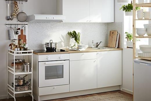 Mini cucine, come sfruttare lo spazio. Cucine Ikea Opinioni E Prezzi Del Catalogo E Consigli Per La Tua Cucina