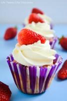 Cupcakes s jagodama