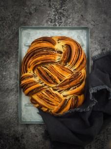 pleteni kruh s cokoladom i cimetom (12)