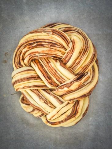 pleteni kruh s cokoladom i cimetom (8)