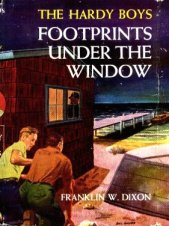 Hardy Boys Footprints Under the Window
