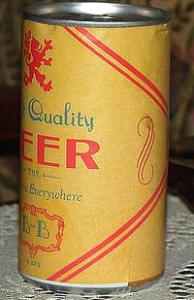 Archie Bunker Generic Beer