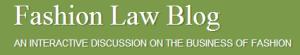 Fashion Law Blog