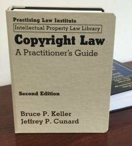 PLI Copyright Treatise