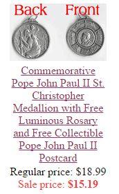 Pope Medal