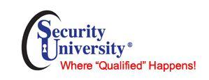 Security University