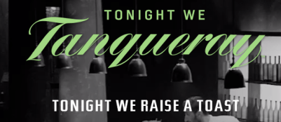 Tonight we Tanqueray - Tonight we Raise a Toast
