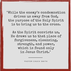 Pastor Chuck Smith Quote