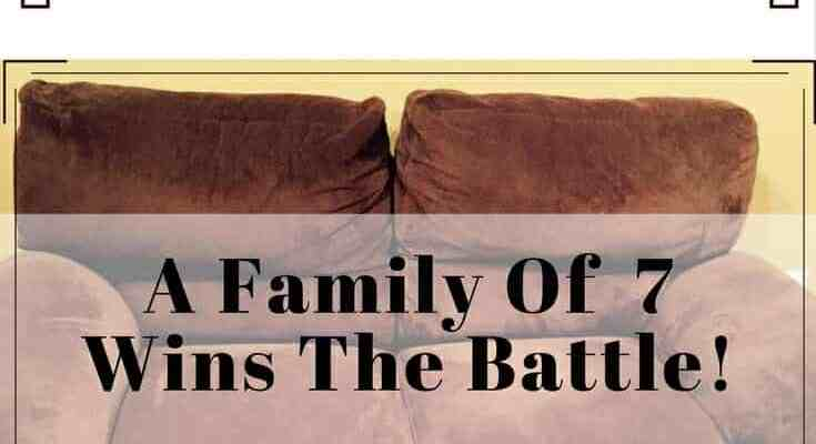 Slay The Laundry Monster For Good – How A Family Of 7 Won The Battle!